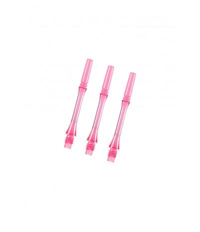 Fit Flight Gear Slim Shafts Spinning Pink 3