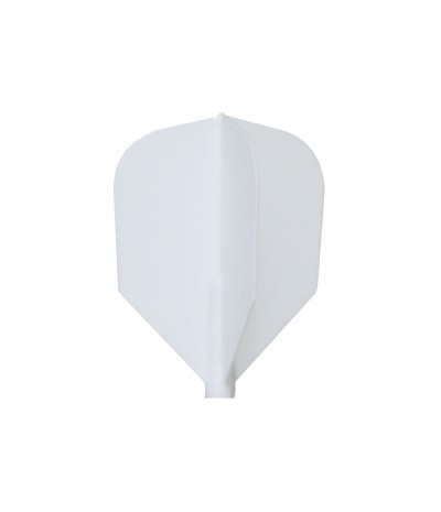 Fit Flight Shape Flights White 6 uds