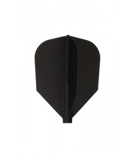 Fit Flight Shape Flights D-Black 3 uds