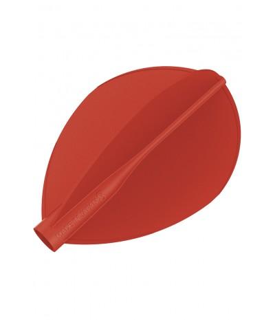 8 Flight Oval Red
