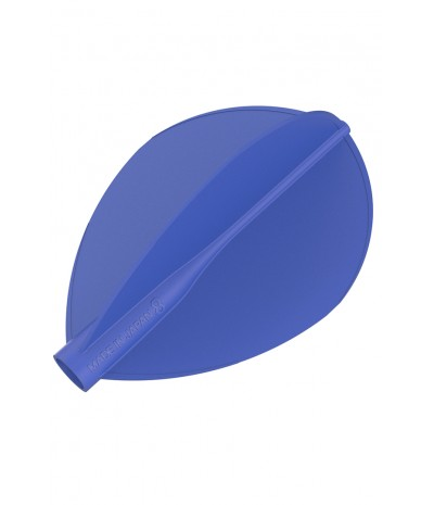 8 Flight Oval Blue