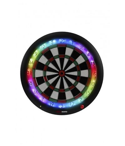 Granboard 3s Dartboard Green