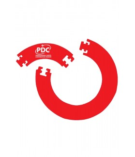 PDC 4 piece Surround Red