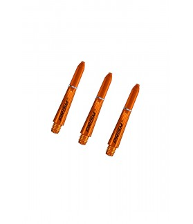 Winmau Prism 1.0 Extra Short Shafts Orange