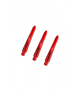 Winmau Prism 1.0 Extra Short Shafts Red