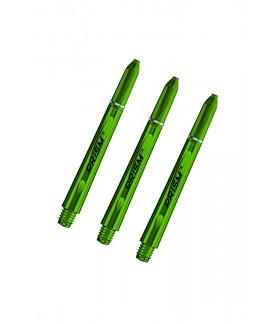 Winmau Prism 1.0 Medium Shafts Green