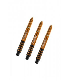 Winmau Prism Force Intermediate Shafts Orange