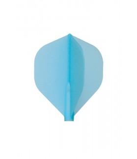 Plumas Fit Flight Standard Azul 3 uds