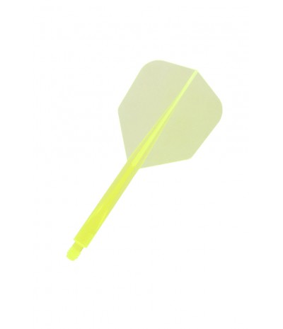 Condor Axe Neon Shape Yellow Flights S