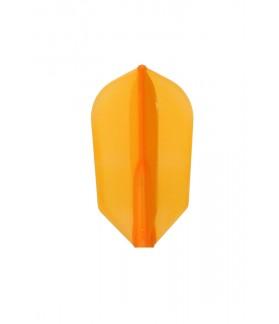 Plumas Fit Flight Air Slim Naranja