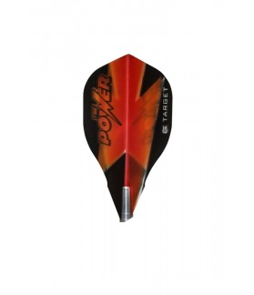 Target Power Vision Edge Red Flights