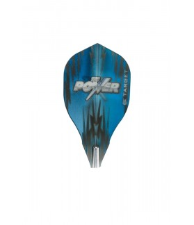 Target Power Vision Edge Light Blue Flights