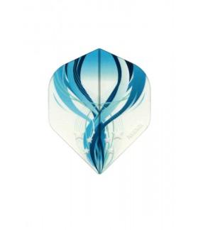 Plumas Pentathlon Clear Standard Azul