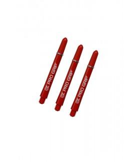 Target Pro Grip Medium Red Shafts