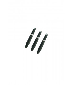 Nylon Extra Short Black Shafts 27mm