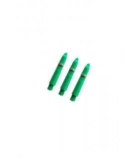 Cañas Nylon Extra Cortas Verde