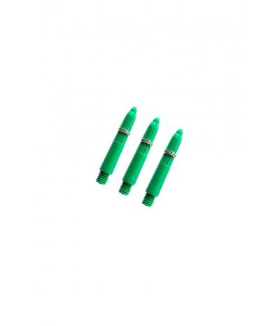 Nylon Extra Short Green Shafts
