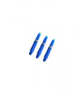 Nylon Extra Short Blue Shafts 27mm