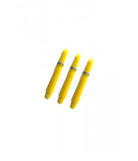 Nylon Short Yellow Shafts 34mm