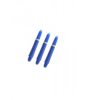 Nylon Short Blue Shafts 34mm
