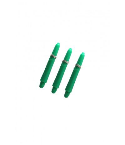 Nylon Short Green Shafts