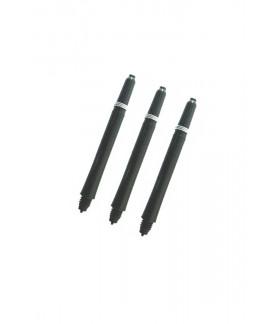 Nylon Medium Black Shafts 47mm