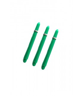 Nylon Medium Green Shafts 47mm