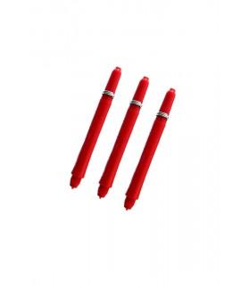 Cañas Nylon Medianas Rojo