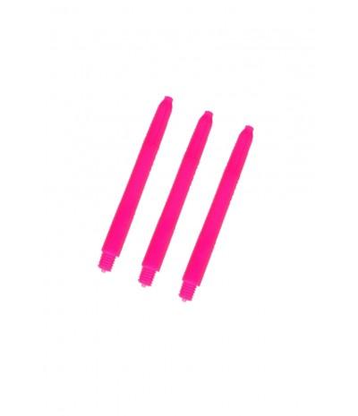 Nylon Medium Pink Shafts 47mm