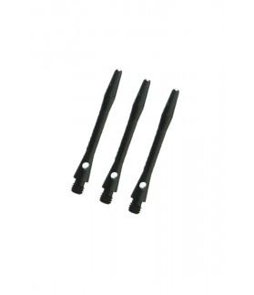 Aluminium Medium Black Shafts