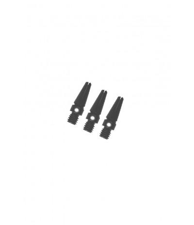 Aluminium Micro Black Shafts 14mm