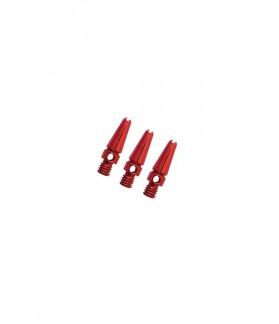 Cañas Aluminio Micro Rojo