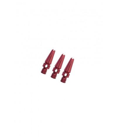 Aluminium Micro Pink Shafts 14mm