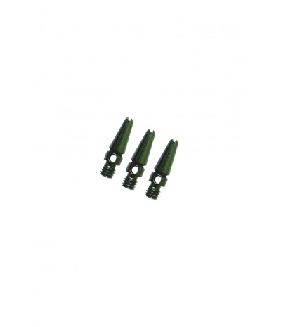 Aluminium Micro Green Shafts 14mm