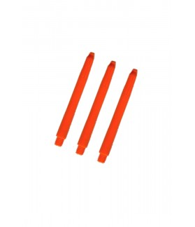 Nylon Medium Orange Shafts 47mm