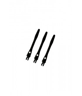 Aluminium Short Black Shafts 36mm