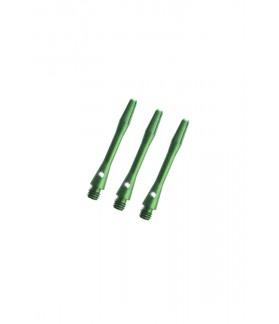 Cañas Aluminio Cortas Verde